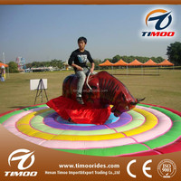 Alibaba china youtube playground equipment electric inflatable price-mechanical-bull-for-sale