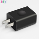 ETL Listed OEM Factory Manufacturing Universal Compact Portable USB Charging DC 5V 1A Adapter