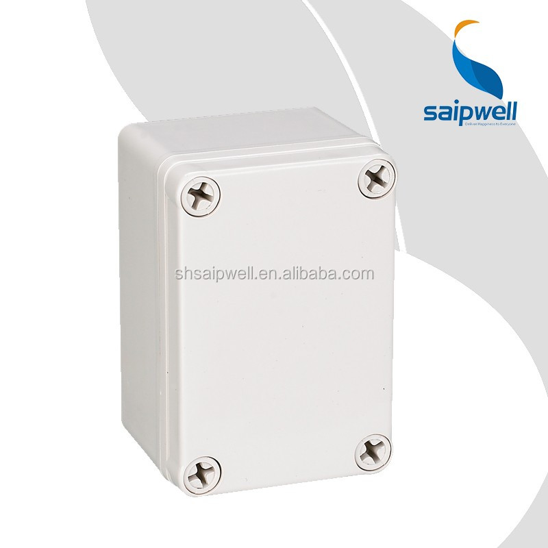 outdoor indoor ABS plastic IP65 electric waterproof connection enclosure junction box