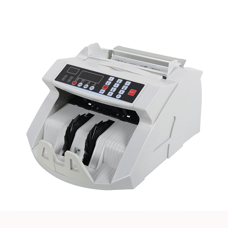 New products super quality easy operation banknote counter machine