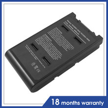 Replacement Battery For Toshiba Satellite A10 A15 J60 J61 J62 J70 Laptop Compatible PA3284U-1BRS PA3285U-1BAS PABAS073 PABAS075