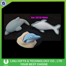 Dolphin Shaped Stress Balls Wholesale Toy