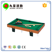 3ft Mini Children Billiard Pool Table CARB MDF Portable Billiard Game Table