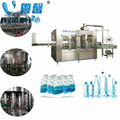 Full automatic complete bottled drinking mineral water filling bottling production line