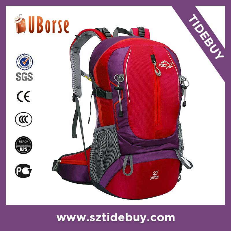 Fashion waterproof travel business laptop backpack trolly bag