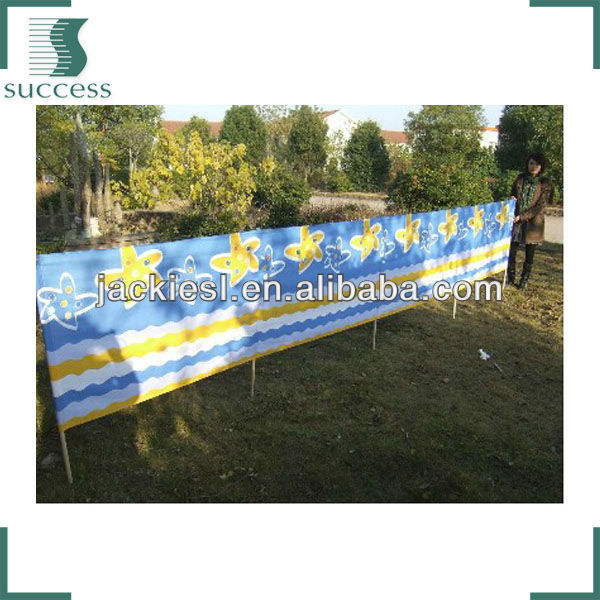 WT-7 beach wind screen camping promotional