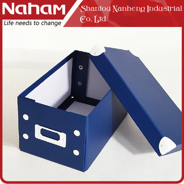 NAHAM custom foldable cardboard gift storage box