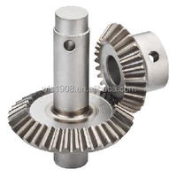 Customizable Truck part differential bevel gear made in Taizhou