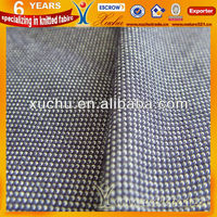 CVC Cotton And Polyester Spandex Denim fabirc