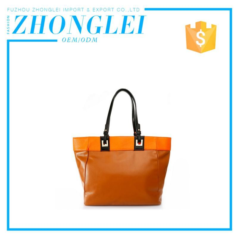 Personalized Business Shape Vase And Purses Unequal Alloy Handbag Handles