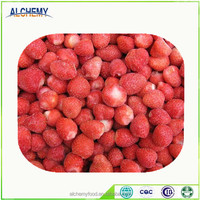 Wholesale Frozen Fruits IQF Frozen Strawberry from China