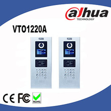 Dahua Multi Apartments Video Door Phone VTO1220A Apartment Outdoor Station