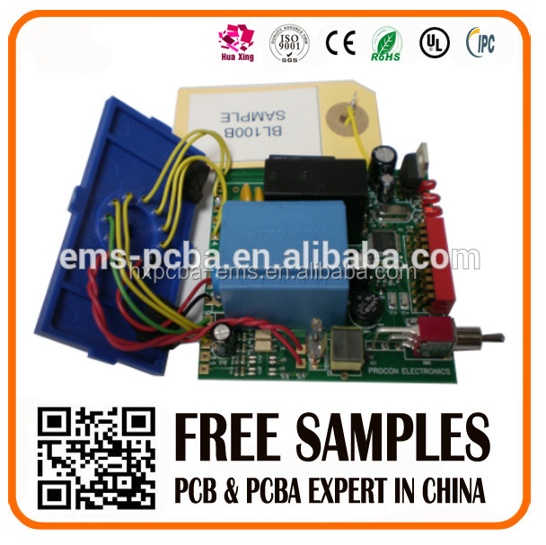 pcb with control board high-frequency pcb wifi control board