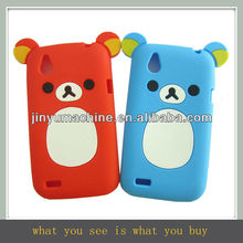 JY-SJ01 Silicone Mobile Phone Case For Galaxy S4,For Samsung S4 case