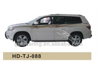 toyota body stickers for highlander 2008-2011