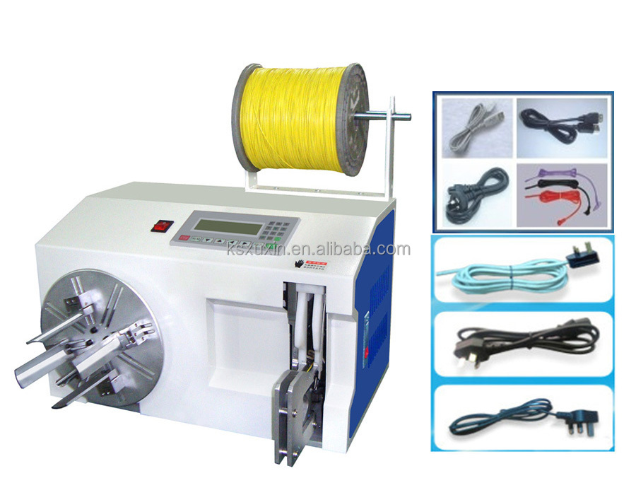 twisting tie machine
