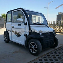 Dayang Mew Type 2 Doors 4 Seats Electric 4 Wheel Tricycle