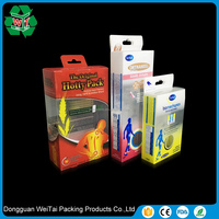 PET PVC PP Product Packaging Box