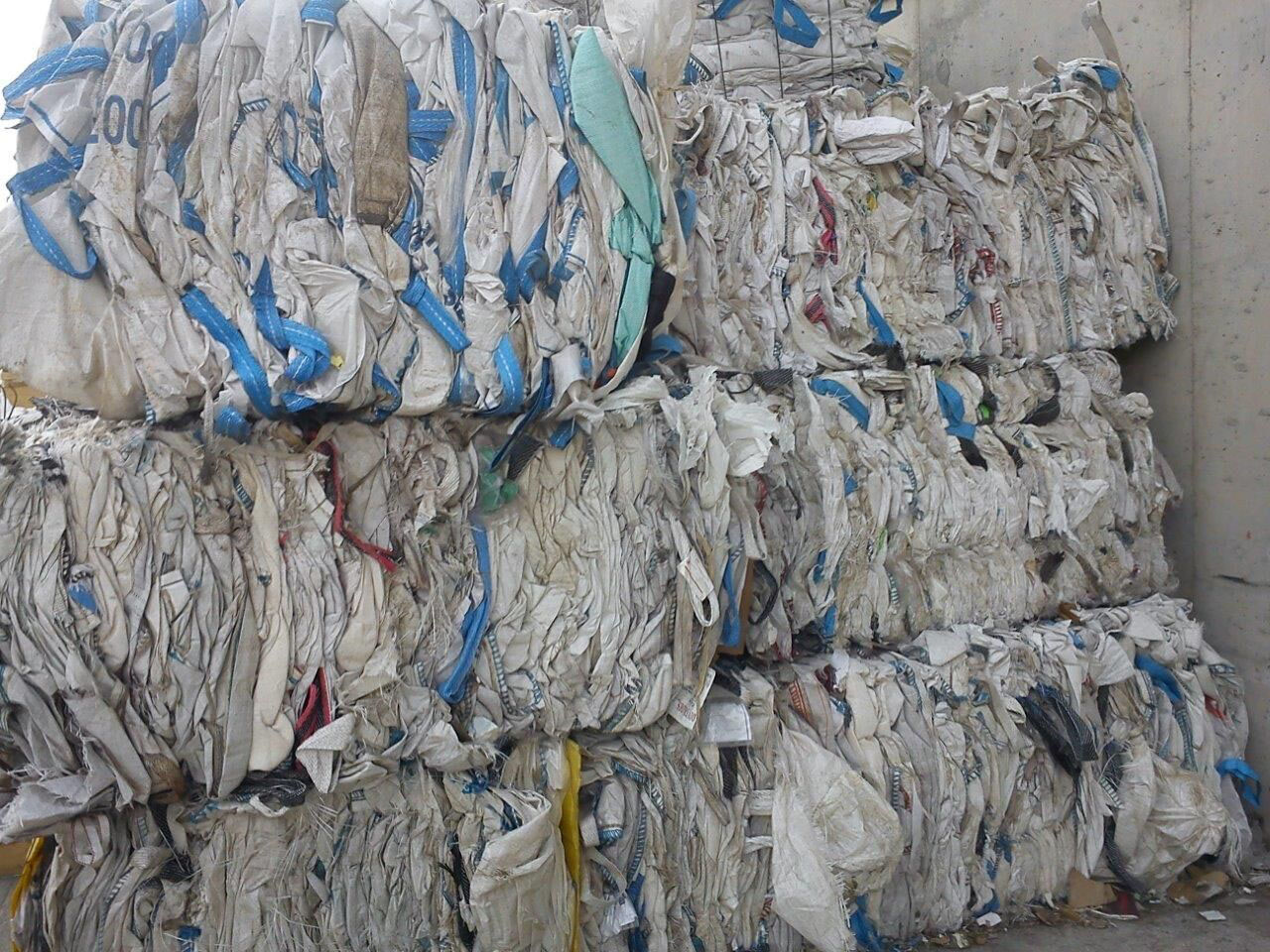Scrap PP Big Bags, Jumbo bags, Super sacks