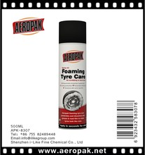 Aeropak Prices Car wash supplies foaming tyre care
