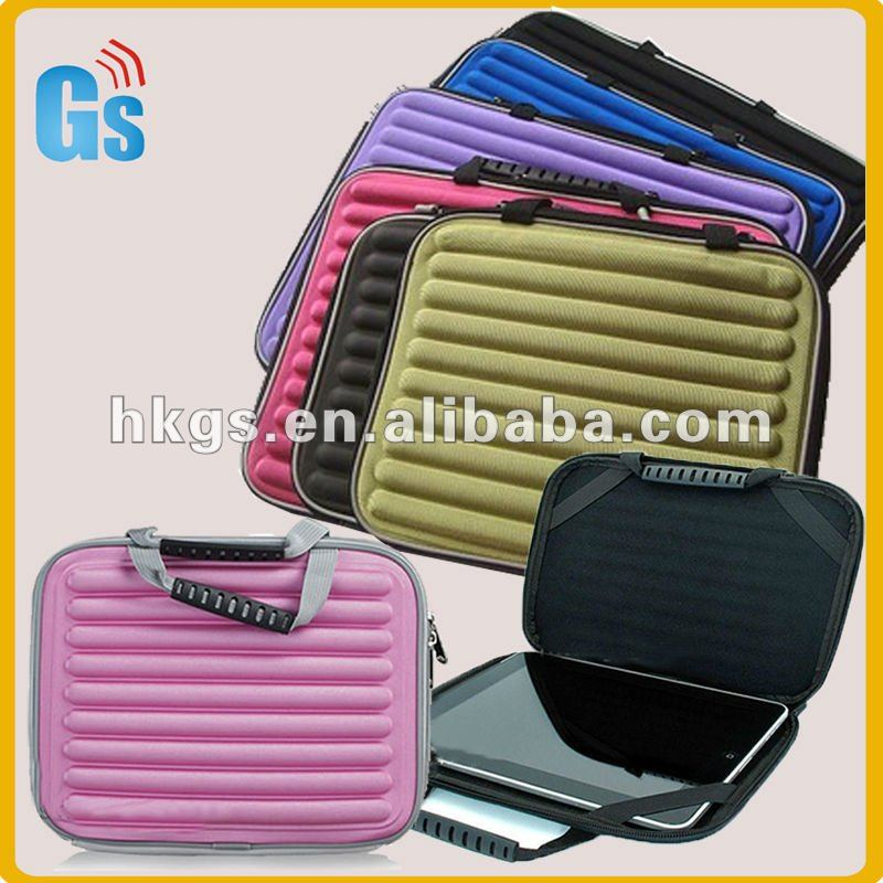 Colorful Eva Strip Shockproof Laptop Carry Bag Briefcase