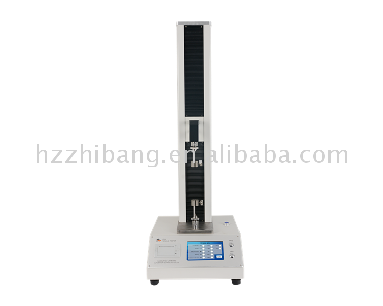 Industrial computer tensile strength tester
