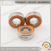 High performance ceramic cheap ball bearing for tobacco rolling machines