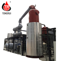 Decolorization technology complete equipment waste oil purifier