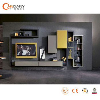 High Gloss TV Unit Stand Cabinet Entertainment Modren TV Home Cabinet