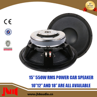PA Subwoofer 15 Inch Speaker With 550w rms Speaker For Sound System