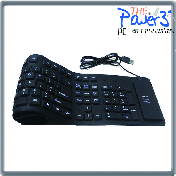 2015 newest brands for cheap standard silicone keyboard for laptop dell