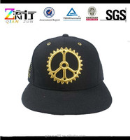 Wholesale Hot Sale 6 Panel Snapback Hat And Cap / embroidery Design Flat / Square Brim Hats Caps In Alibaba China
