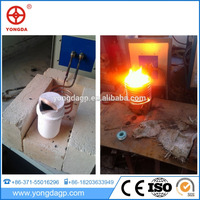 Trustworthy china supplier induction melting furnace 10kg