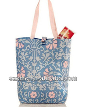 fashion New recycle durable cotton canvas shopping bag/ tote bag