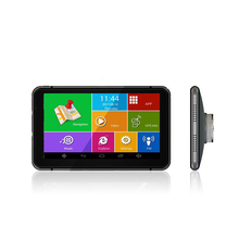 fm Transmitter Mode 7 inch Car gps Navigation with Wireless Rearview Camera for Android
