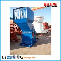 scrap metal pulverizer machine/metal crusher for sale