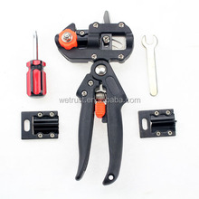 Grafting Machine Cutting Garden Vegetable Fruit Tree Grafting Scissors Shears Tool