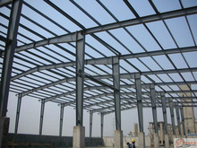 steel structure warehouse with steel structure warehouse drawings by professional steel structure manufacture