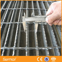 HOT SALE Serrated Bar Grating Galvanized Steel Grating Stairs