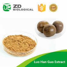 Luo Han Guo Extract 20-55% Mogroside V HPLC, Luohanguo Extract, Lo Han Guo Extract