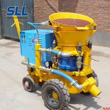 Hot new products pool plaster spraying portable design shotcrete machine