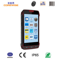 Corewise rugged 3g android quad core smart mobile phone function of barcode scanner reader module,barcode symbolize reader