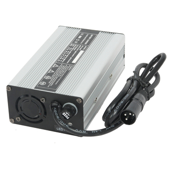 36V Li ion car battery charger