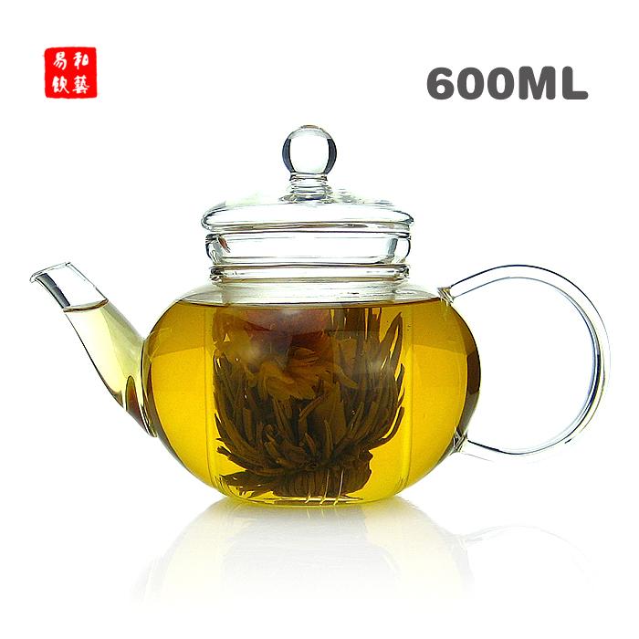 Unique Tea Kettles ~ Ml borosilcate double glass teapot set cat tea kettle