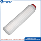 0.22 micron pp water filter cartridge with DOE