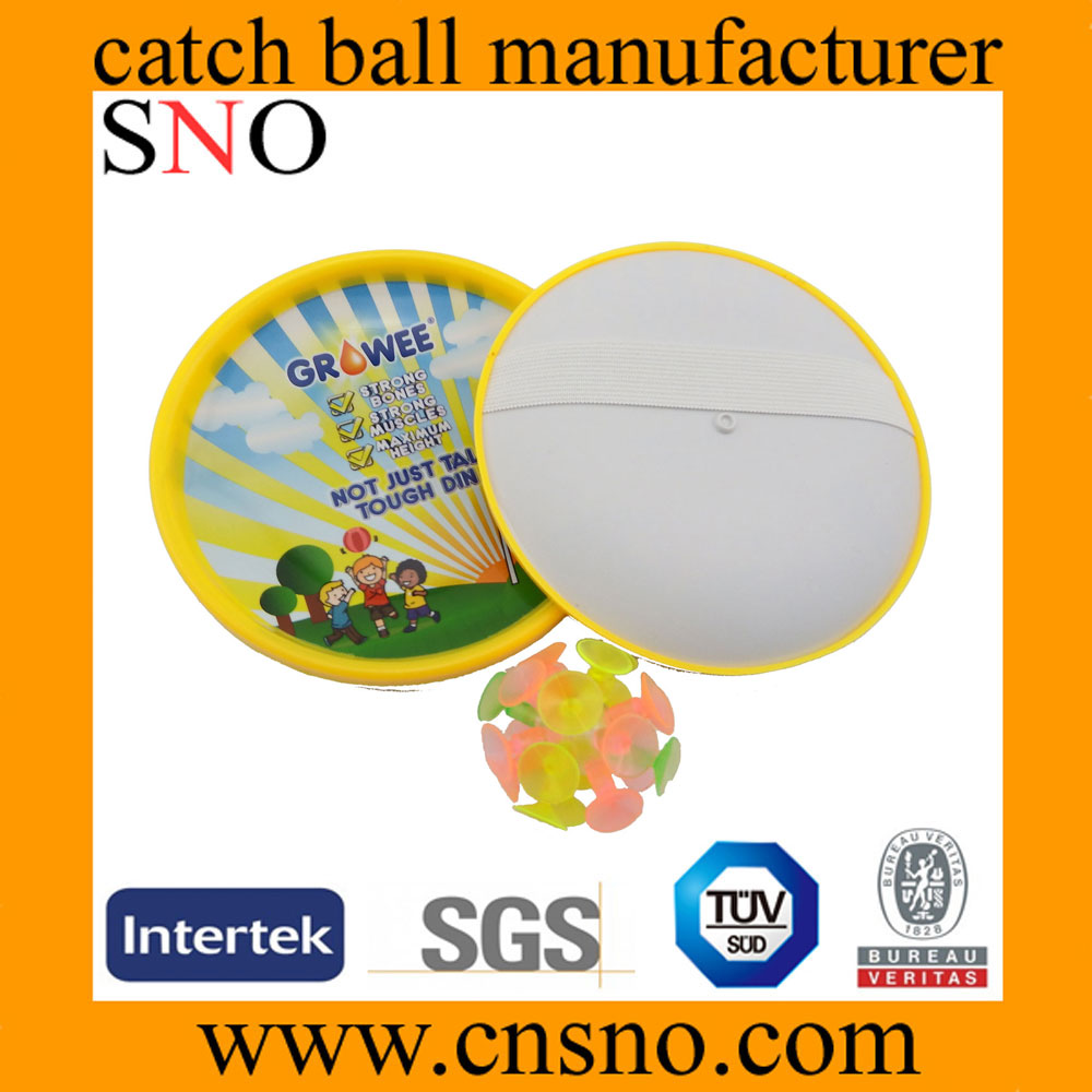 Suction Catch Ball toy with ball for kids