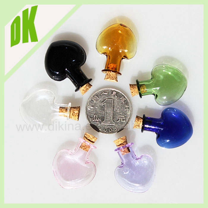 Wholesale clear transparent olive oil glass bottle @@@ Promotion various with corks small reed diffuser glass bottle