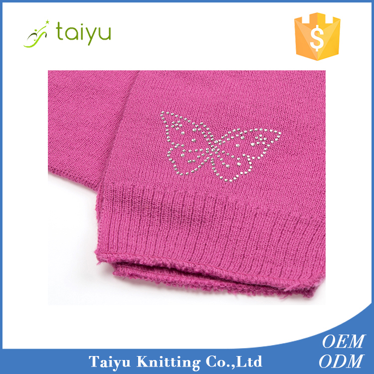 Soft Touch Feeling Twill Pattern Cotton Scarf Used In Autumn Winter