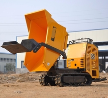 wholesale supplier popular selling tractor spare parts mini hydraulic site dumper