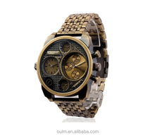 OULM 2017 mens watches , wholesale wristwatch , alloy fashion army watch HT9316